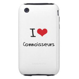 J'aime des connaisseurs coque tough iPhone 3