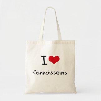 J'aime des connaisseurs sacs en toile