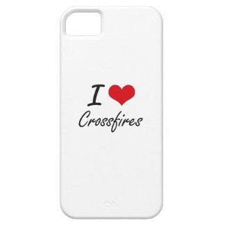 J'aime des courants perturbateurs coques Case-Mate iPhone 5