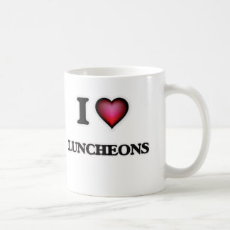 J'aime des déjeuners mug