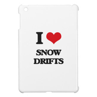 J'aime des dérives de neige coques pour iPad mini