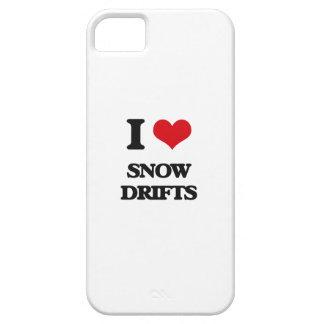 J'aime des dérives de neige coques Case-Mate iPhone 5