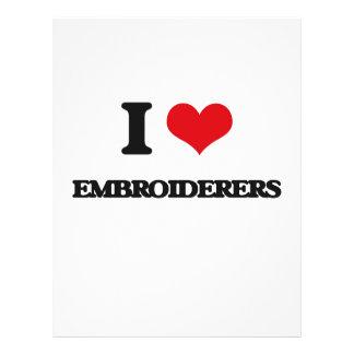 J'aime des Embroiderers Prospectus