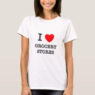 J'aime des épiceries t-shirt