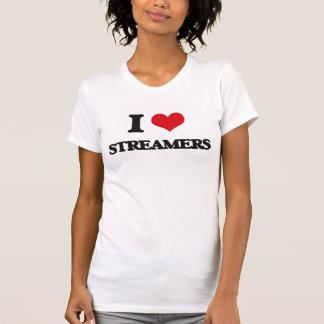 J'aime des flammes t-shirts
