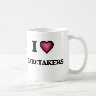 J'aime des gardiens mug