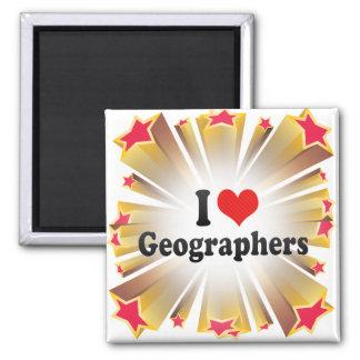 J'aime des géographes aimant