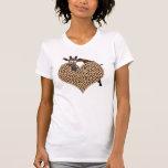 J'aime des girafes t-shirt