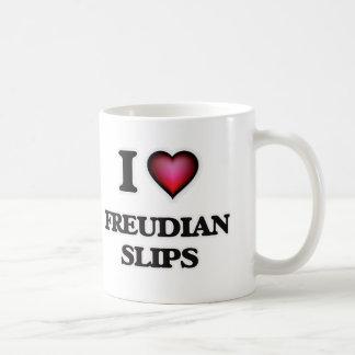 J'aime des glissements freudiens mug