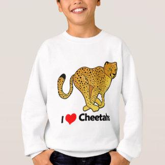 J'aime des guépards sweatshirt