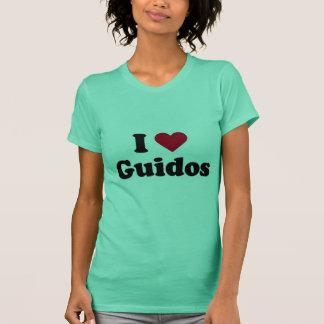 J'aime des guidos t-shirt