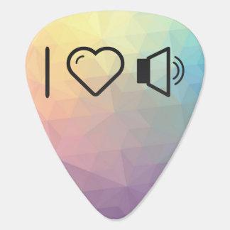 J'aime des haut-parleurs onglet de guitare