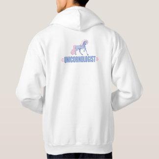 J'aime des licornes veste à capuche