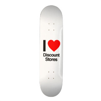 j'aime des magasins discount plateau de skate