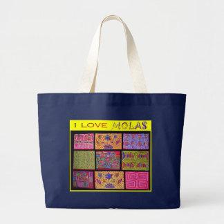 J'aime des Molas : Édredon Grand Tote Bag