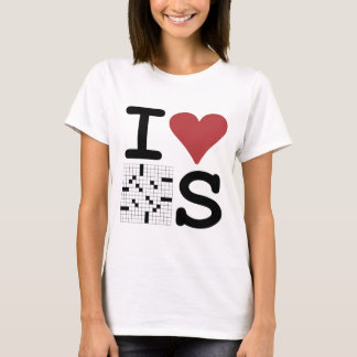 J'aime des mots croisé habillement et accessoires t-shirt