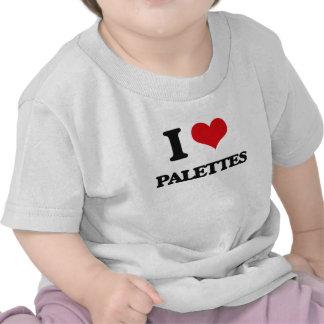 J'aime des palettes t-shirt