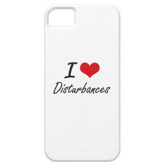 J'aime des perturbations coque iPhone 5 Case-Mate
