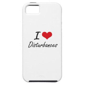 J'aime des perturbations iPhone 5 case