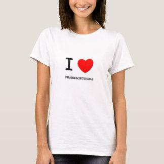 J'aime des pharmaceutiques t-shirt