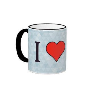 J'aime des prédateurs mug ringer