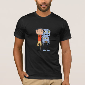 J'aime des robots - T-shirt