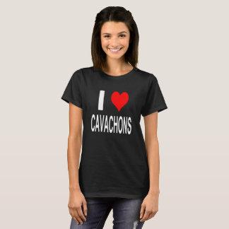 J'aime des T-shirts de Cavachons