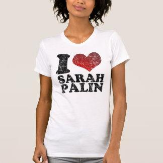 J'aime des T-shirts de Sarah Palin