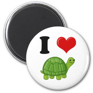 J'aime des tortues aimant
