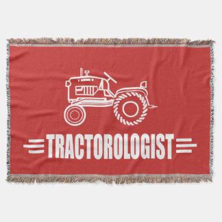 J'aime des tracteurs couvre pied de lit