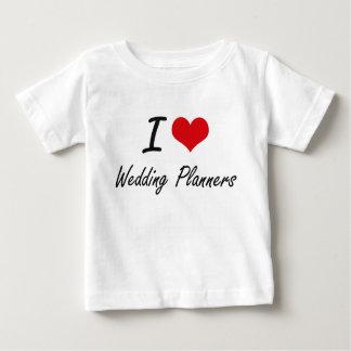 J'aime des wedding planners t-shirt