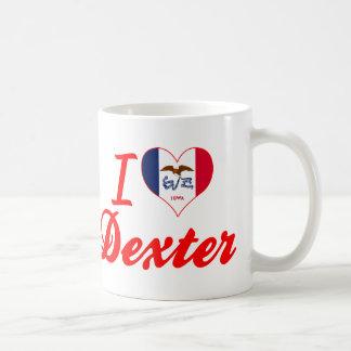 J'aime Dexter, Iowa Tasse À Café
