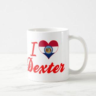 J'aime Dexter, Missouri Tasse À Café