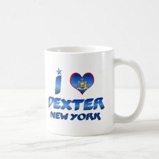 J'aime Dexter, New York Mug À Café