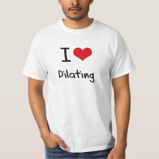 J'aime dilater t-shirt