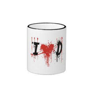 j'aime droit mug ringer
