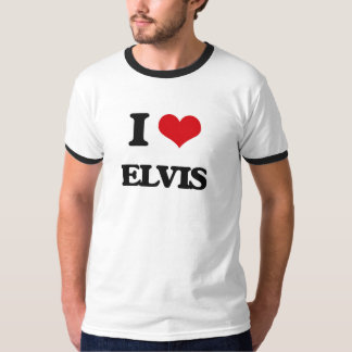 J'aime Elvis T-shirts