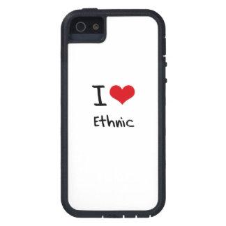 J'aime ethnique iPhone 5 case
