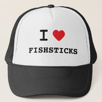 J'AIME FISHSTICKS CASQUETTE