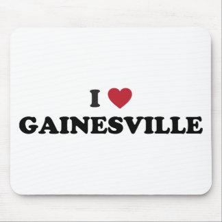 J'aime Gainesville la Floride Tapis De Souris