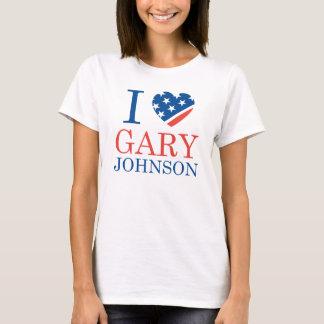 J'aime Gary Johnson T-shirt