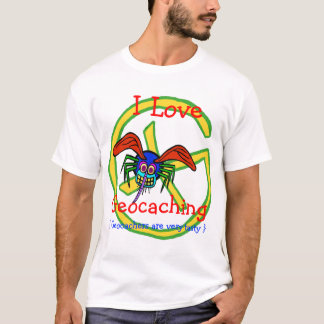 J'aime Geocaching T-shirt
