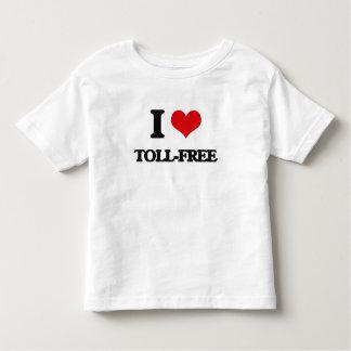 J'aime gratuitement t-shirt
