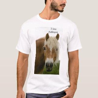 J'aime Haflingers T-shirt