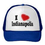 J'aime Indianapolis Casquettes De Camionneur