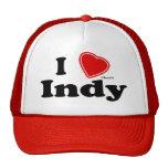 J'aime Indy Casquette De Camionneur