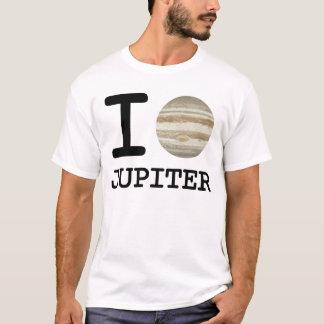 """""""J'aime Jupiter"""" que j'aime le T-shirt de style de"""