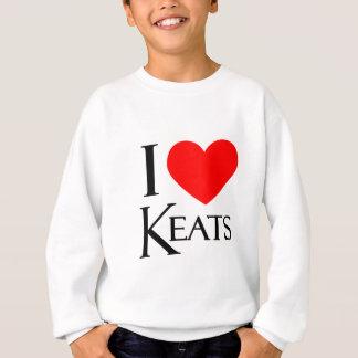 J'aime Keats Sweatshirt