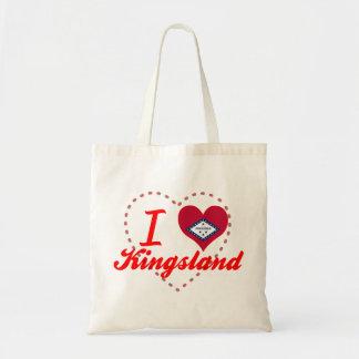 J'aime Kingsland, Arkansas Sac Fourre-tout