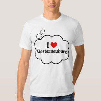 J'aime Klosterneuburg, Autriche T-shirt
